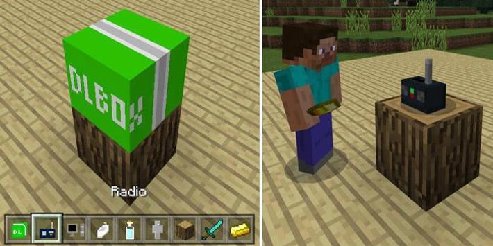 MOD Mine-Furniture Addon MCPE screenshot 6