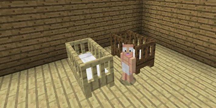 MOD Mine-Furniture Addon MCPE screenshot 11