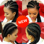 Braided hair style -  Braids Hairstyles for Black icon
