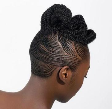 Braided hair style -  Braids Hairstyles for Black screenshot 4
