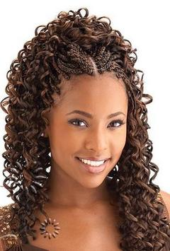Braided hair style -  Braids Hairstyles for Black screenshot 8