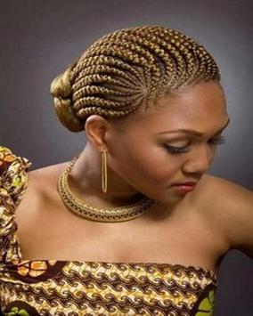Braided hair style -  Braids Hairstyles for Black screenshot 9