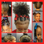 Braids and Mats - Hairstyles for Girls icon