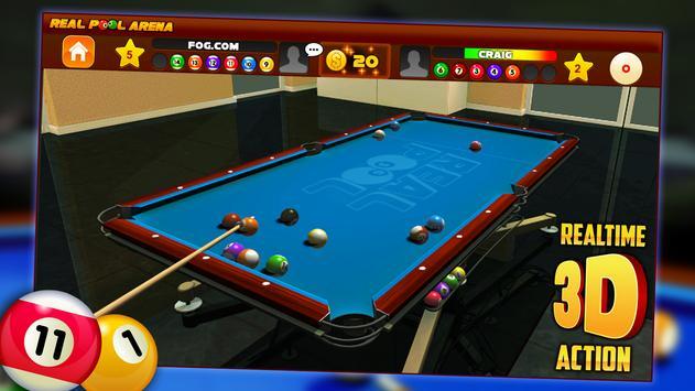 Real Pool poster