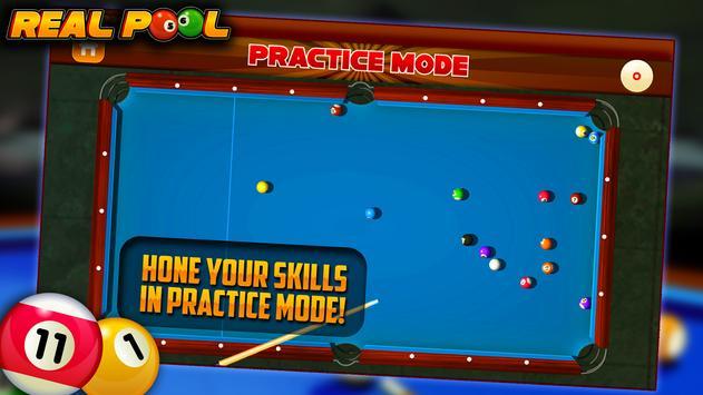 Real Pool apk screenshot