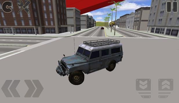 SUV Driving Simulator screenshot 3