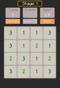 Best Brain(Number Puzzle) apk screenshot