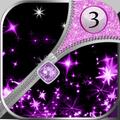 Diamond Zipper Lock Screen App