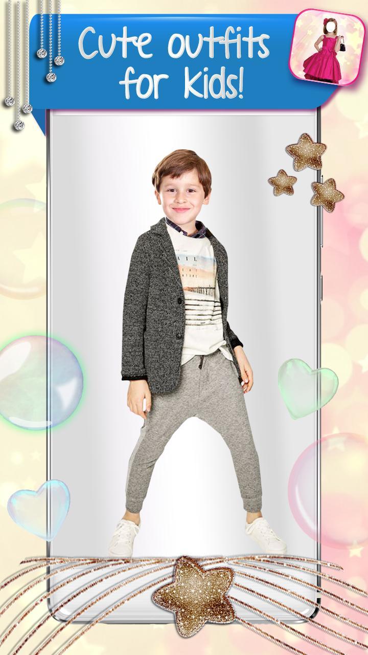 90d29c6e0101e ملابس اطفال محرر الصور تطبيق for Android - APK Download