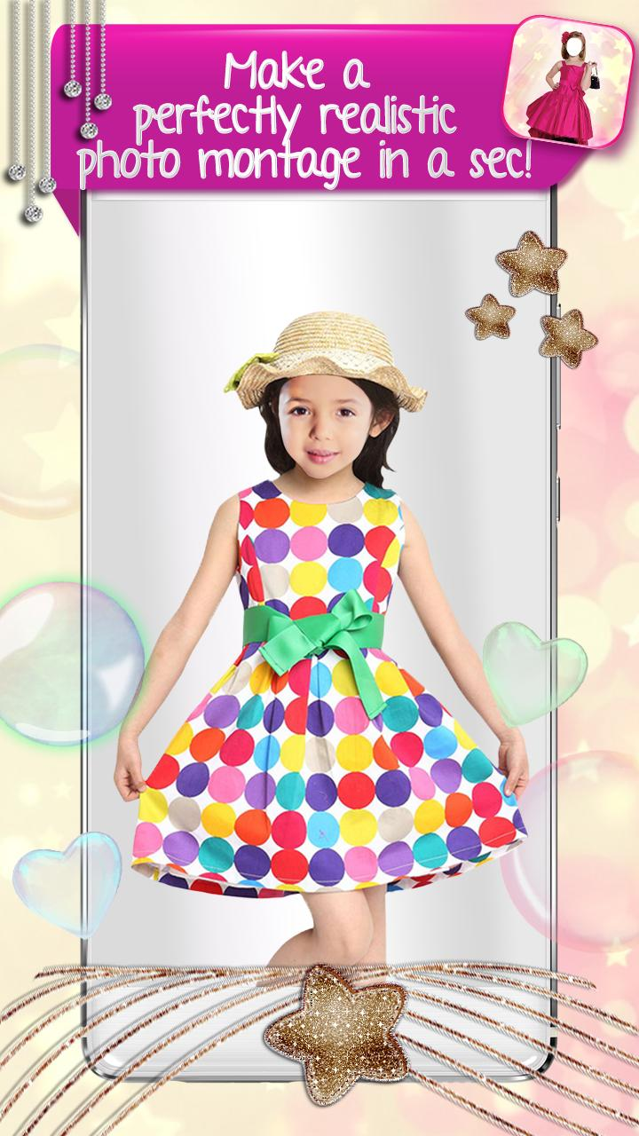 32a5dc1c9b0ac ملابس اطفال محرر الصور تطبيق for Android - APK Download