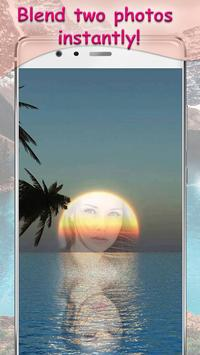 Photo Blender Camera Filters apk screenshot