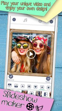 Photo Slideshow & Video Maker apk screenshot