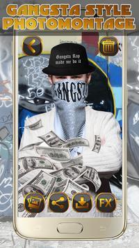 Thug Life Gangsta Photo Editor apk screenshot