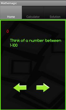 Mathemagic FREE poster