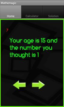 Mathemagic FREE apk screenshot