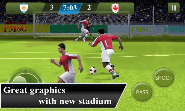 Football Kings 15 apk screenshot