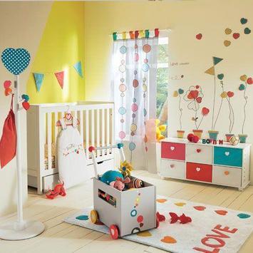 Baby room decoration - bedroom design ideas screenshot 4