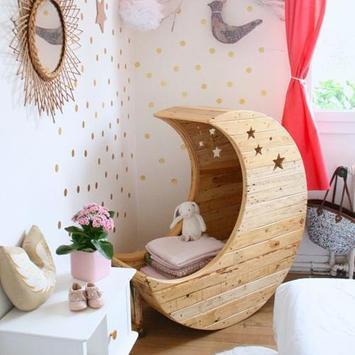 Baby room decoration - bedroom design ideas screenshot 6