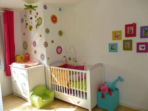 Baby room decoration - bedroom design ideas screenshot 7