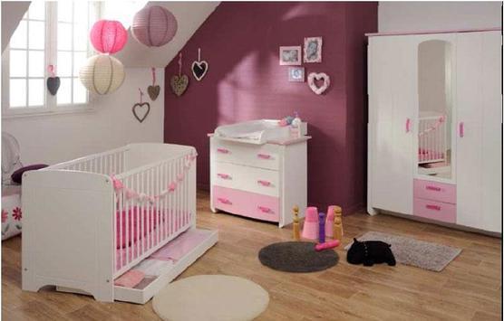Baby room decoration - bedroom design ideas screenshot 8