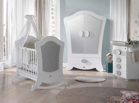 Baby room decoration - bedroom design ideas screenshot 1