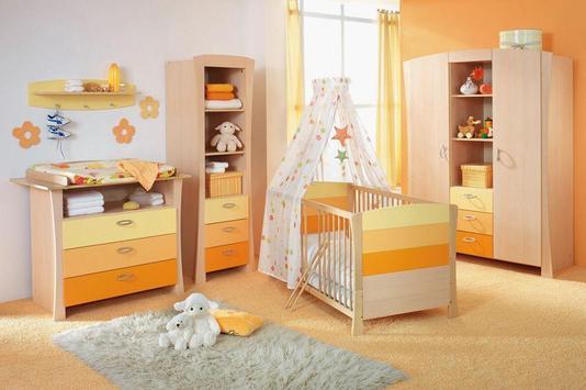 Baby room decoration - bedroom design ideas screenshot 2