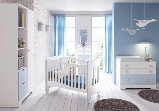 Baby room decoration - bedroom design ideas screenshot 3