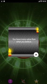 Men Tarot card readings free - My crystal ball screenshot 3