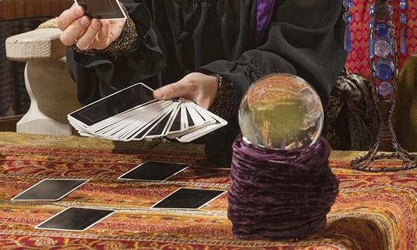 Crystal ball fortune teller Women screenshot 6