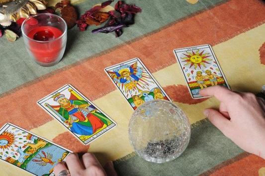 Crystal ball fortune teller Women screenshot 7