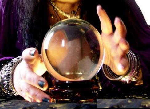 Crystal ball fortune teller Women screenshot 1