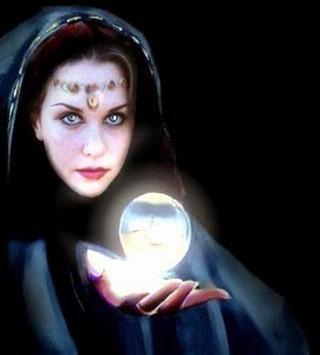 Crystal ball fortune teller Women screenshot 2