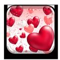 3D Hearts Live Wallpaper & Romantic Backgrounds