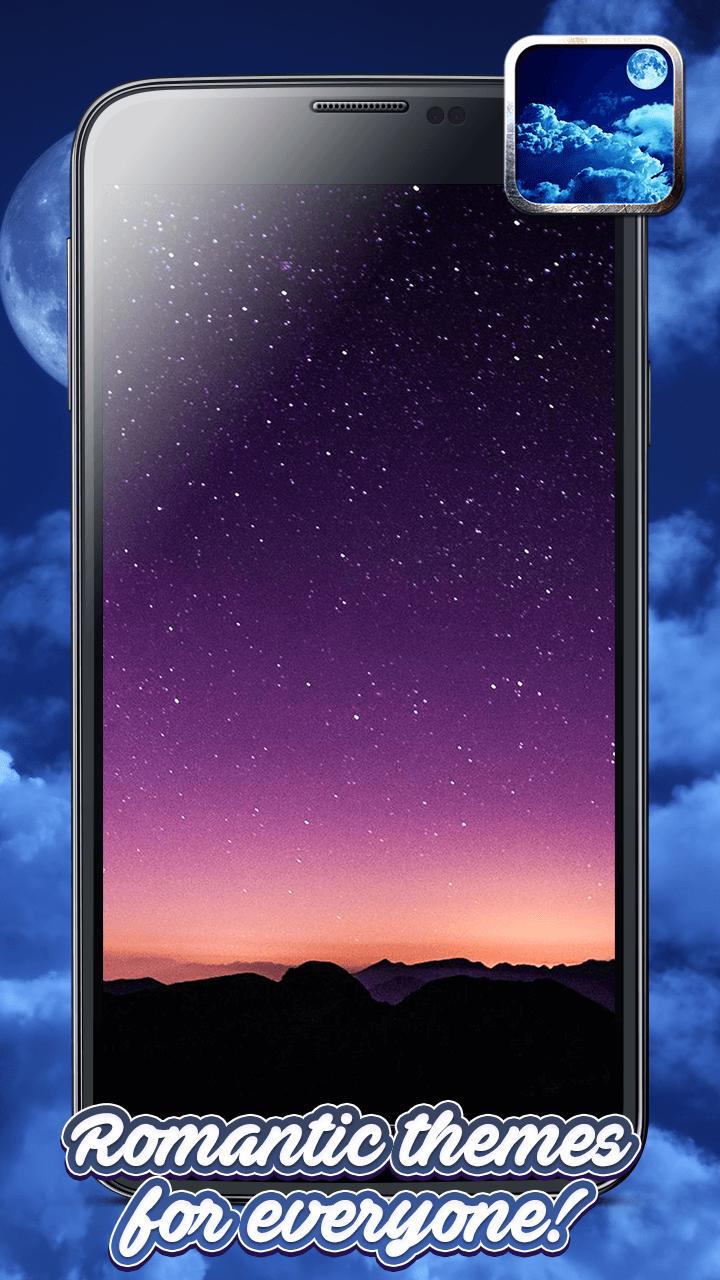 Bintang Di Langit Malam Wallpaper Hidup For Android Apk Download