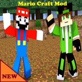 Mario Craft Mod for MCPE icon