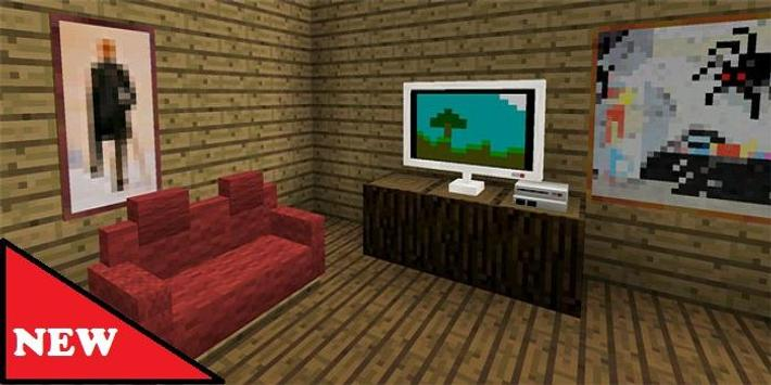 Modern tools mod for MCPE poster