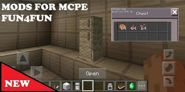 Modern tools mod for MCPE apk screenshot