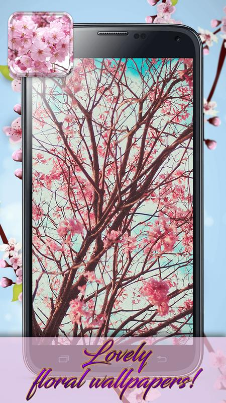 Bunga Sakura Tema Dan Wallpaper Hidup For Android Apk Download