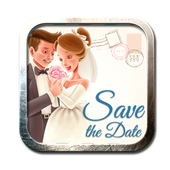 Wedding Invitations and eCards Maker App icon