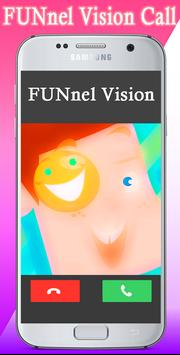 Funnel Vision family call prank poster