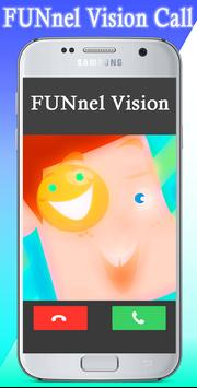 Funnel Vision family call prank apk screenshot