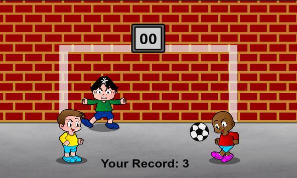 Altinho Street Soccer poster