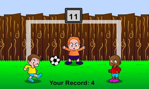 Altinho Street Soccer apk screenshot