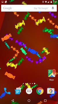 Candy Bonbon Live Wallpaper apk screenshot