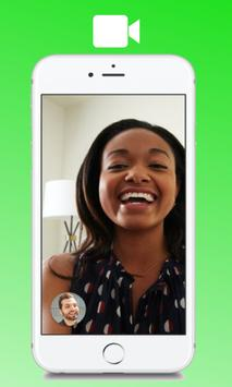 Free FaceTime Video call chat – new tips apk screenshot