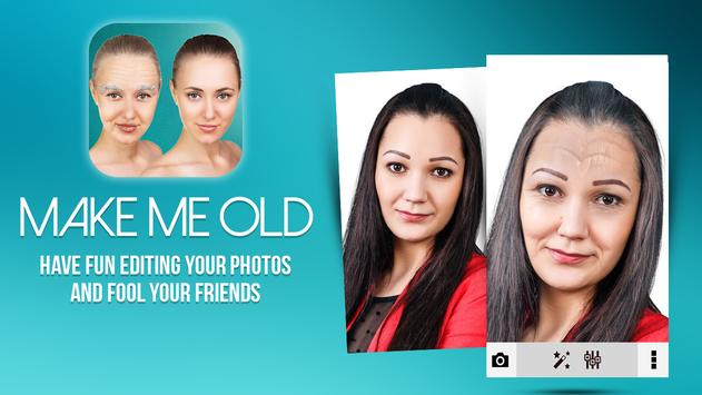 Face Aging Booth-Oldify poster
