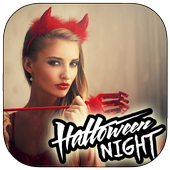 Halloween Night Selfie icon