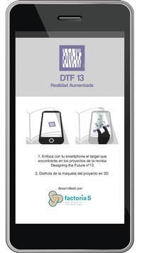 DTF 13 poster