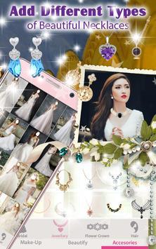 Girl Wedding Dress screenshot 4