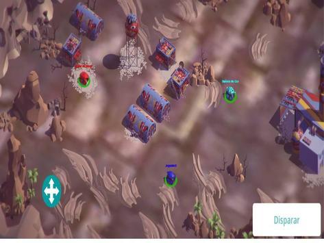 Guerra Mochica apk screenshot